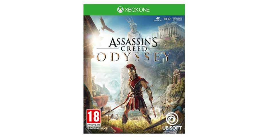 Assassin's Creed: Одиссея [XBOX ONE, Русская версия]