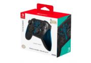 Геймпад для Nintendo Switch - WIRELESS HORIPAD (ZELDA)
