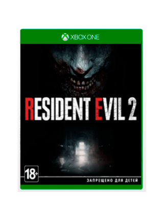 Resident Evil 2 Remake [XBOX ONE] Предзаказ