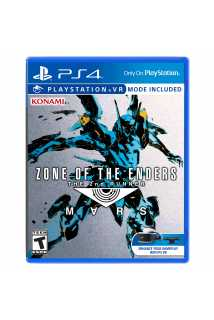 Zone of the Enders: The 2nd Runner - Mars (поддержка PS VR) [PS4]