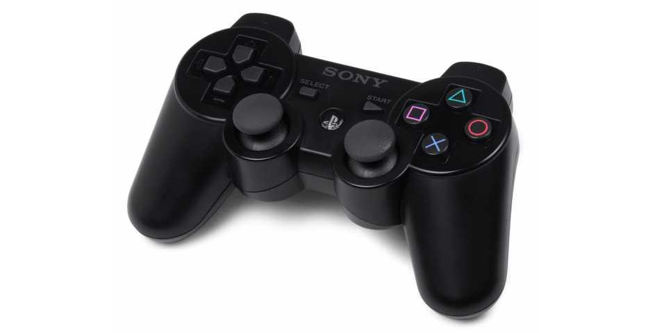 Dualshock 3 Беспроводной геймпад (черный)