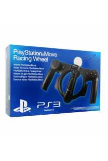 PlayStation Move Racing Wheel