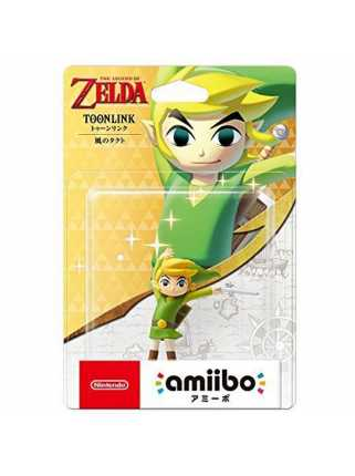 Фигурка amiibo - Мульт-Линк (Toon-Link коллекция The Wind Waker)