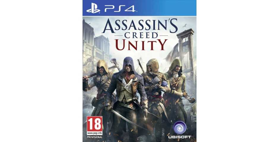 Assassin's Creed Unity [PS4, русская версия] Trade-in | Б/У
