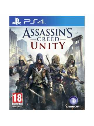 Assassin's Creed V: Unity [PS4]