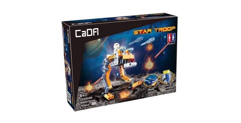 Конструктор CaDa Droid