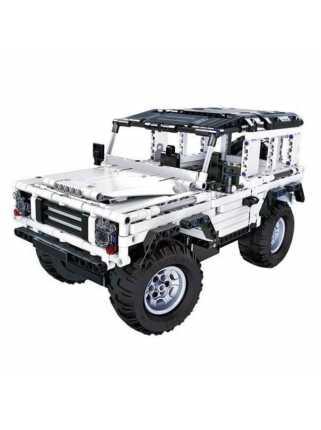 Конструктор на радиоуправлении CaDa Land Rover