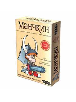 """Настольная игра """"Манчкин"""""""