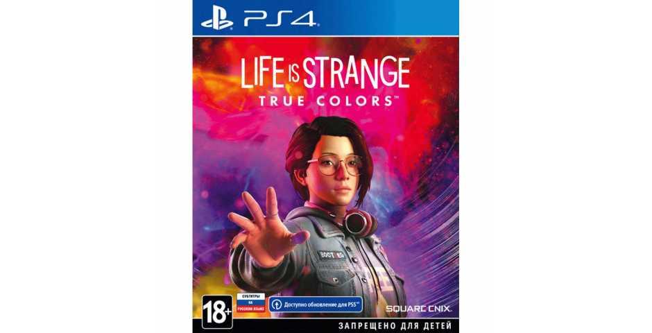 Life Is Strange True Colors [PS4]