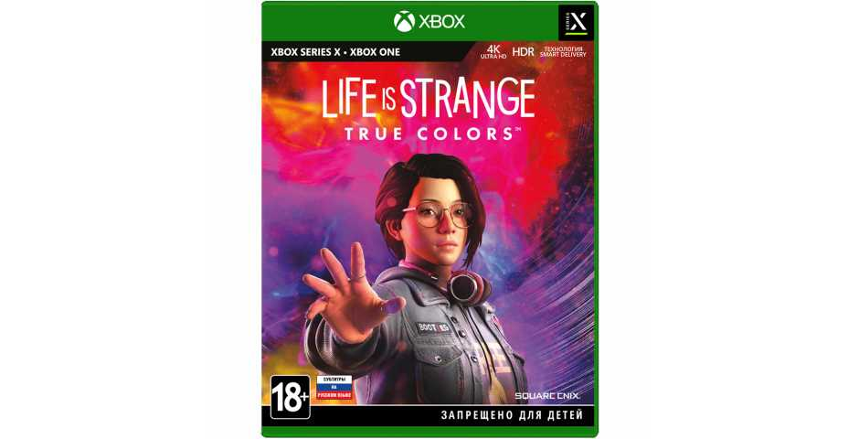Life Is Strange True Colors [Xbox]