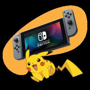 Скидки Nintendo