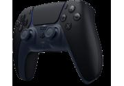 Геймпад DualSense Midnight Black + Зарядная станция [PS5]
