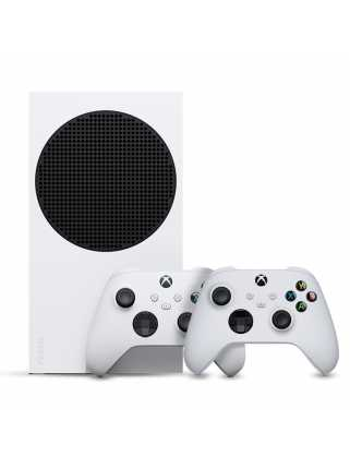 Xbox Series S + Геймпад Robot White