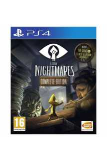 Little Nightmares Complete Edition [PS4] Trade-in | Б/У