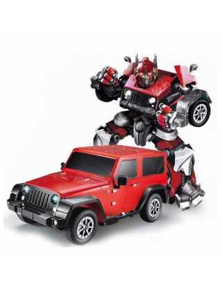 Трансформер Jeep Rubicon 1:14 на радиоуправлении MZ (2329PF)
