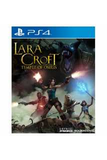 Lara Croft and the Temple of Osiris [PS4, русская версия]