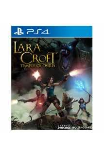 Lara Croft and the Temple of Osiris [PS4, русская версия]