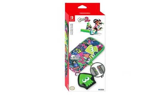 Nintendo - Набор аксессуаров Splatoon 2 Splat Pack [Switch]