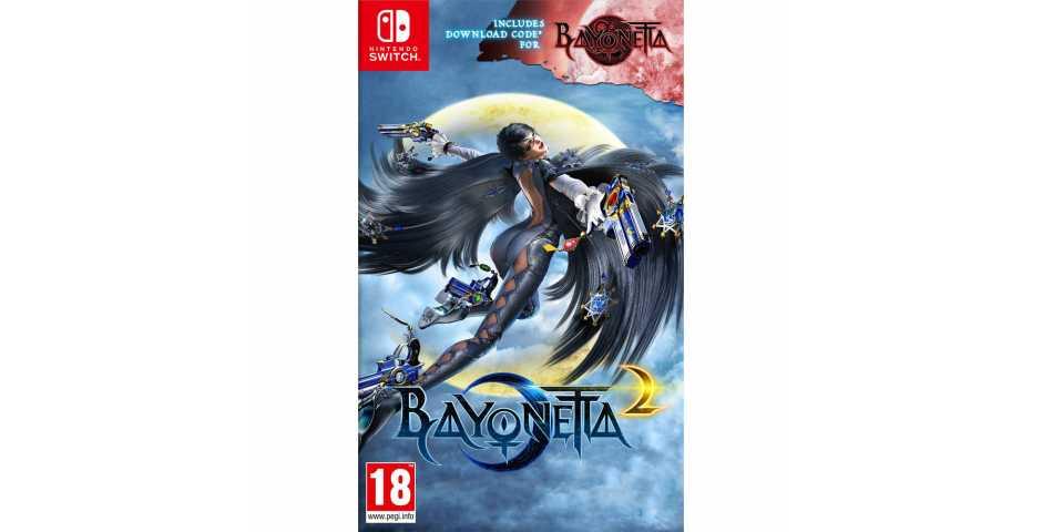 Bayonetta 2 [Switch]