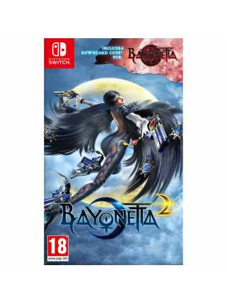 Bayonetta 2 [Switch] Trade-in   Б/У
