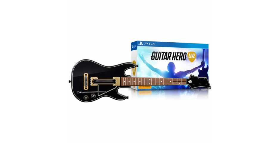 Аксессуары - Guitar Hero Live Bundle [iPod, iPhone, iPad]
