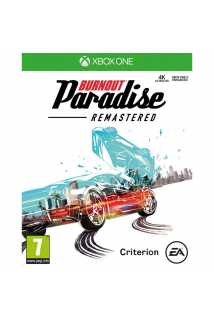 Burnout Paradise Remastered [Xbox One, русская версия]