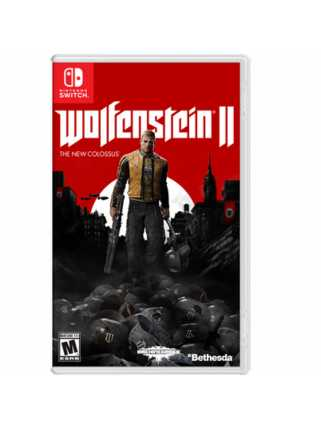 Wolfenstein II: The New Colossus [Switch]