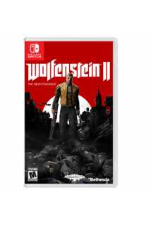 Wolfenstein II: The New Colossus [Switch] Trade-in | Б/У