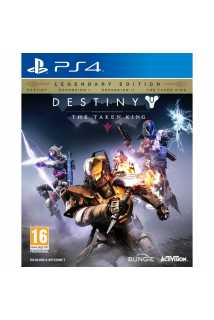 Destiny - The Taken King Legendary Edition [PS4, русская версия]