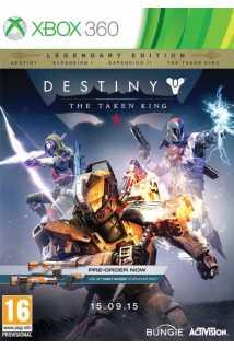 Destiny - The Taken King Legendary Edition [XBOX 360]