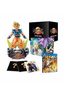 Dragon Ball FighterZ. CollectorZ Edition [PS4, русская документация]