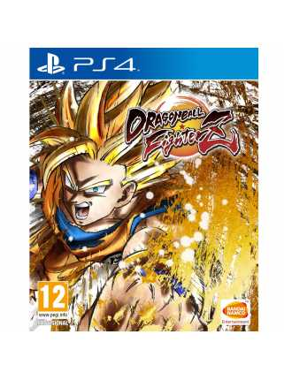 Dragon Ball FighterZ [PS4, русская документация]