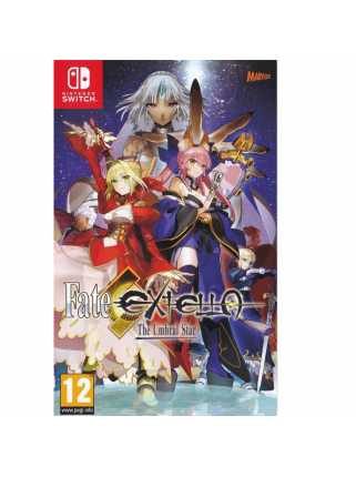 Fate EXTELLA: The Umbral Star [Switch]