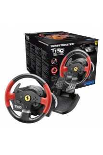 Руль Thrustmaster T150 Ferrari Wheel Force Feedback [PS4, PS3, PC]