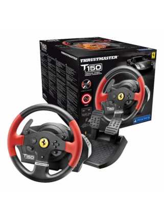 Руль Thrustmaster T150 Ferrari Wheel Force Feedback [PS4, PS3, PC]
