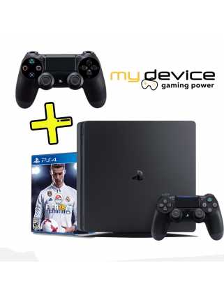Sony Playstation 4 Slim Fifa 18 Bundle [500Гб]