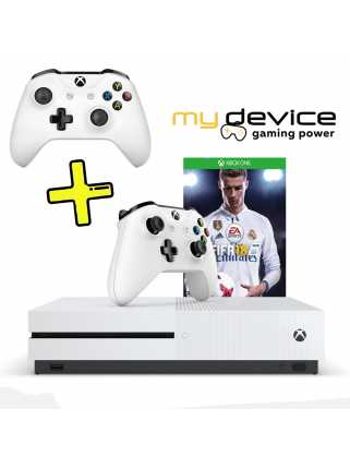 Xbox One S Fifa 18 Bundle [500Гб]