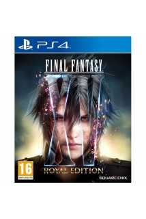 Final Fantasy XV. Royal Edition [PS4, русские субтитры]