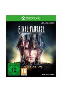 Final Fantasy XV. Royal Edition [Xbox One, русские субтитры]