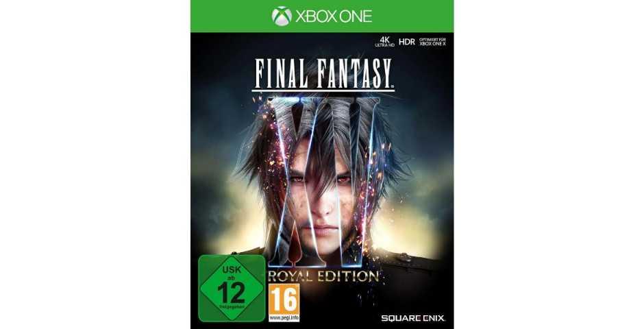Final Fantasy XV. Royal Edition [Xbox One, русские субтитры]