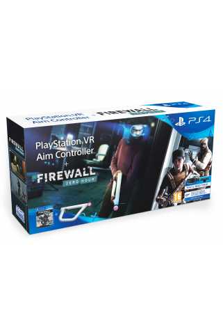 Firewall Zero Hour + Aim Controller [PSVR, русская версия]