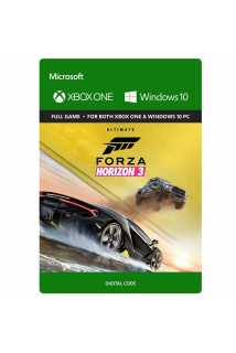 Forza Horizon 3 (КОД) [Xone+Windows 10, русская версия]