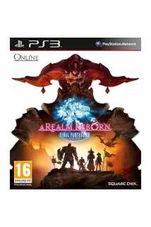 Final Fantasy XIV A Realm Reborn [PS3]