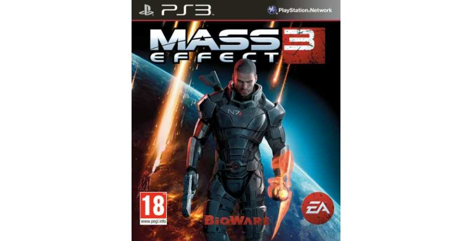 Mass Effect 3 (Essentials) [PS3]