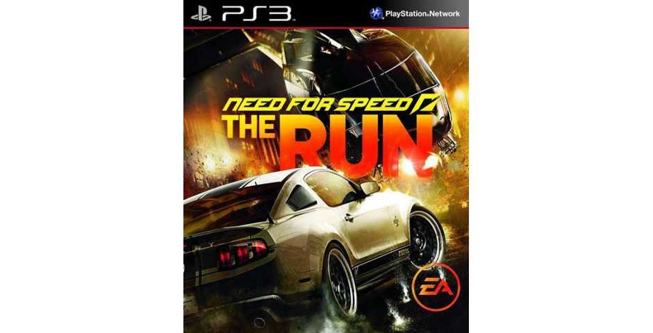Need for Speed The Run [PS3]