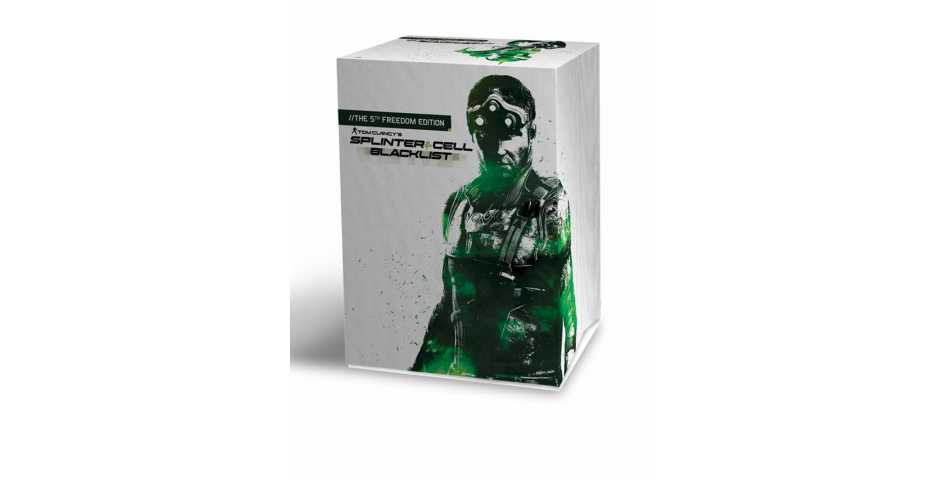 Tom Clancy's Splinter Cell Blacklist: The 5th Freedom Edition [PS3]