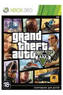GTA 5 (Grand Theft Auto V) [XBOX 360]
