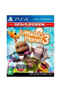 LittleBigPlanet 3 (Хиты PlayStation) [PS4, русская версия] Trade-in | Б/У
