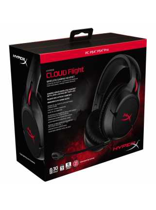 Гарнитура HyperX Cloud Flight