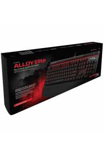 Клавиатура HyperX Alloy Elite (CHERRY MX RED)